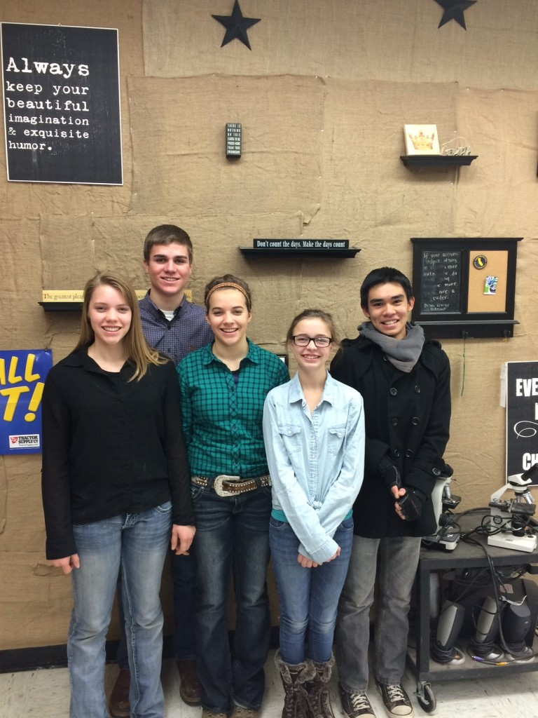 Indian Valley Academy scholarship winners 2014, holistic management, grazing for change, western regional grazing conference