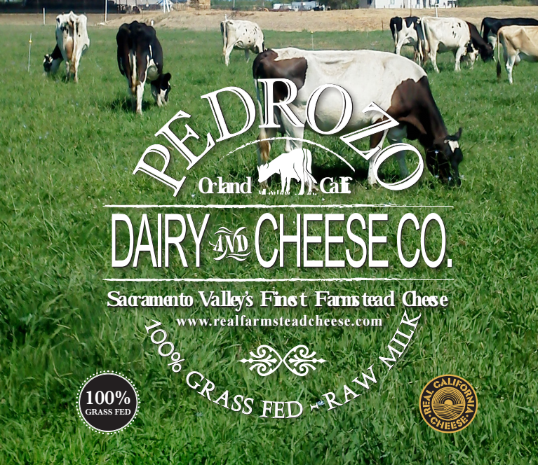 Pedrozo Dairy and Cheese Co : Grazing for Change Consumer Revolution
