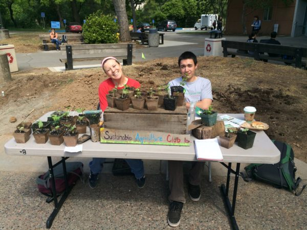 Chico State Students for Sustainable Agriculture Club: Grazing for Change co-host