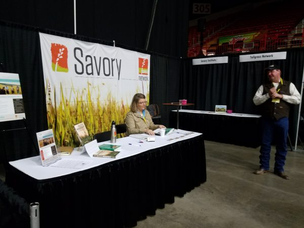 No Till on the Plains, Savory Institute, Salina, Kansas