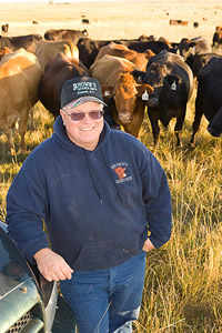 Gabe Brown, rancher, farmer, cover cropping, grazing for change speaker