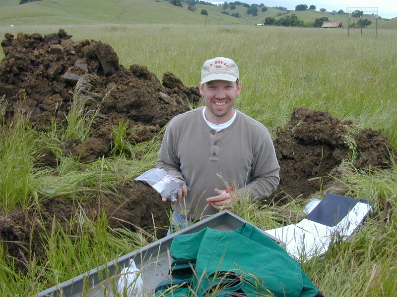 James Komar, soil scientist, grazing for change, holistic management