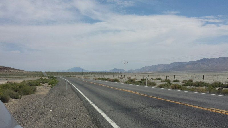 Nevada highways, Gerlach, Nevada, Jefferson Center for Holistic Management