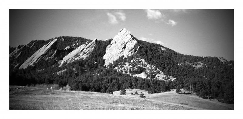 Flat Irons, Boulder, Colorado, Savory Institute
