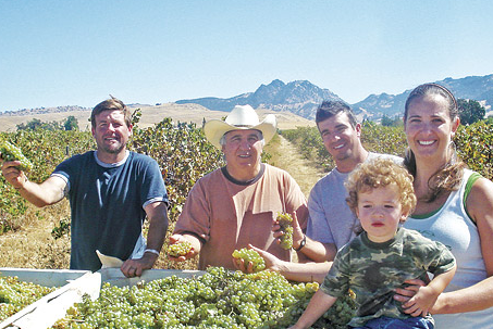 LaRocca Family, LaRocca Vineyards, Grazing for Change, Holistic Management, food sponsor